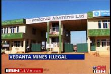 Govt panel declares Vedanta project illegal