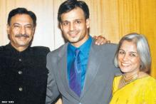 Vivek Oberoi's parents overjoyed