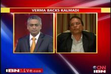 Kalmadi not responsible for CWG mess: Verma