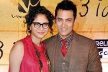 Aamir and Kiran in Toronto