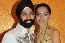 Another Bollywood style wedding!
