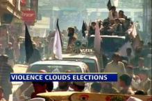 Seven security men killed on Afghan polling day