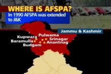 Govt divided over scrapping Army's powers in J-K