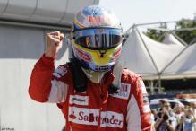 Italian GP: Alonso gets pole for Ferrari