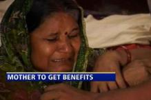 Jawan's mother to receive pension benefits