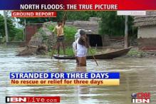 Flood fury: Villagers stranded, no relief for 3 days