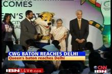 CWG: Delhi welcomes QBR amid huge cheers