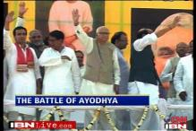 Ayodhya: questions before the High Court