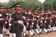 In pics: Caps off cadets! Divya creates Army history