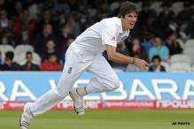 England's Finn wins CWC Award