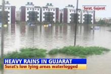 Incessant rains claim 2 lives in Surat