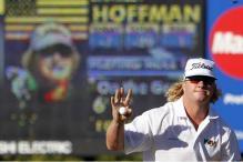 Hoffman wins Deutsche Bank, Tiger still No. 1