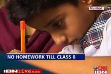 No homework till Class 8 in Maharashtra soon