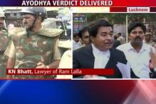 The verdict is a compromise: Ram Lalla lawyer