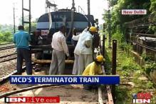MCD's terminator train chugs off to stop dengue