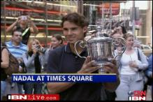 Roger still the best, says US Open champ Nadal