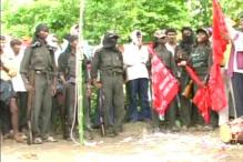 Villagers block highway to protest abduction