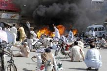 Suicide bomber strikes at Quetta rally, 59 killed