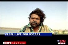 Peepli Live is India's official entry for Oscars