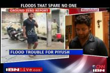 Cricketer Chawla in troubled flood waters