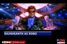 Get a sneak peek of Endhiran/The Robot!