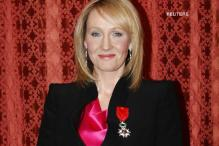 J.K. Rowling donates $15 mn to medical charity