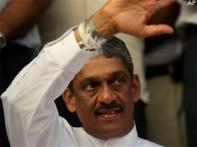 Ex-Lanka army chief held guilty of corruption