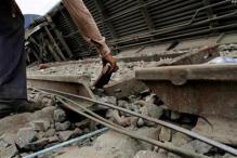 Train derailed in Dantewada, no casualty so far
