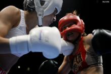 Laxmi reaches QF in Women's World Boxing