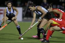 Women's Hockey WC: Argentina beat England