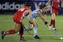 Argentina, England win at women's hockey WC