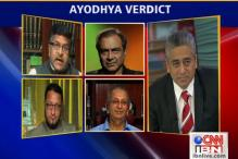 CNN-IBN No. 1 in Ayodhya verdict coverage