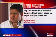 I had nearly given up hope: Rouvanjit's father