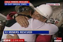 Chile rescue mission: All 33 miners rescued