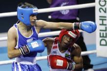 CWG boxing: Suranjoy, Amandeep enter semis