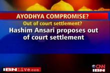 Key litigants on Ayodhya title suit dispute meet