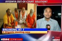 Ram Lalla's friend joins Ayodhya settlement talks