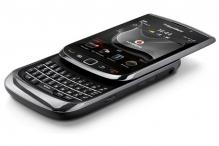 Review: BlackBerry Torch 9800