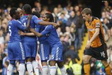 Chelsea beat Wolves to extend lead at the top