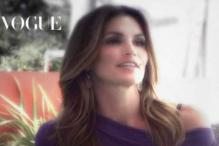 Cindy Crawford, the new Vogue India cover girl