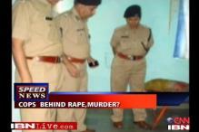 Rape & murder of woman constable: 2 cops held