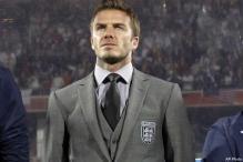 Victoria stands by David Beckham during sex scandal