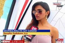 Deepika Padukone, Siddharth Mallya get candid