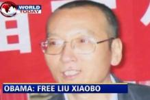 Obama calls for release of jailed Liu Xiaobo