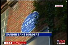 Gandhi's appeal among Indians abroad