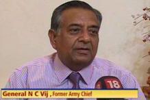 I had no idea Adarsh was for war widows: Gen NC Vij
