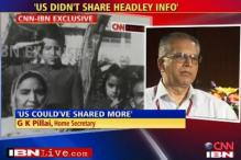 US gave India access to Headley: Roemer