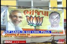 Gujarat civic polls: landslide win for BJP