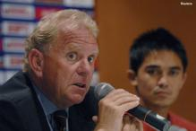 India football coach accused of racial abuse