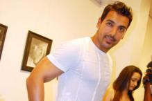 John Abraham finds being hot too tough to handle